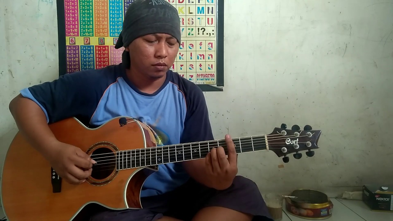 Cover Bungaku – Boomerang by Alip Ba Ta Master Fingerstyle Indonesia