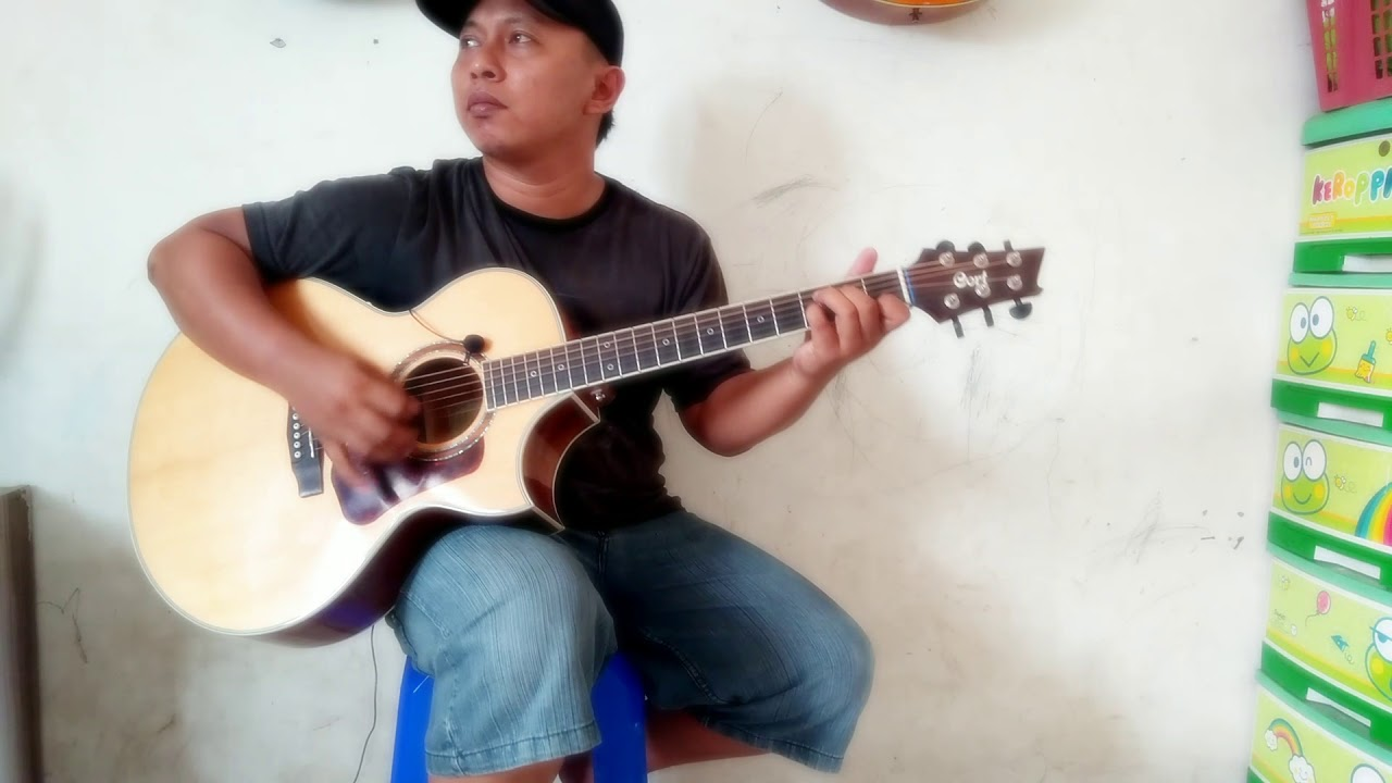 Cover Cinta Mati – Ahmad Dhani feat Agnes Monica by Alip Ba Ta Master Fingerstyle Indonesia