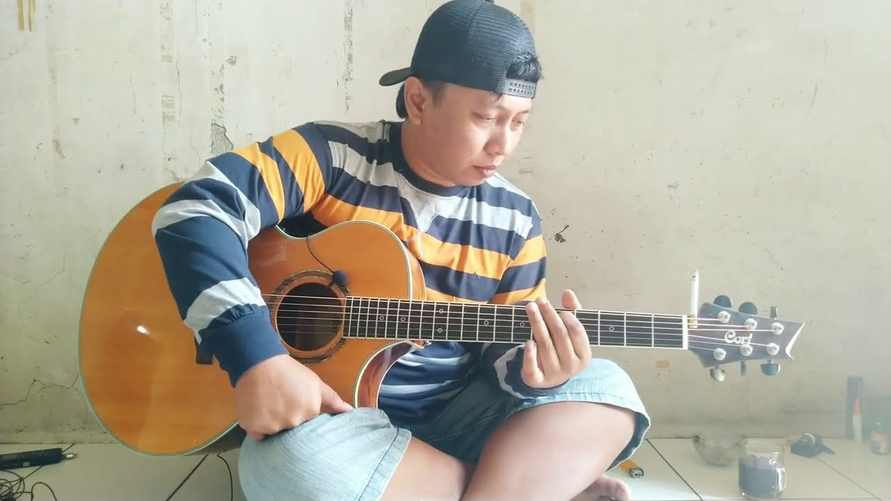 Cover Cintaku Padamu – Ita Purnamasari by Alip Ba Ta Master Fingerstyle Indonesia