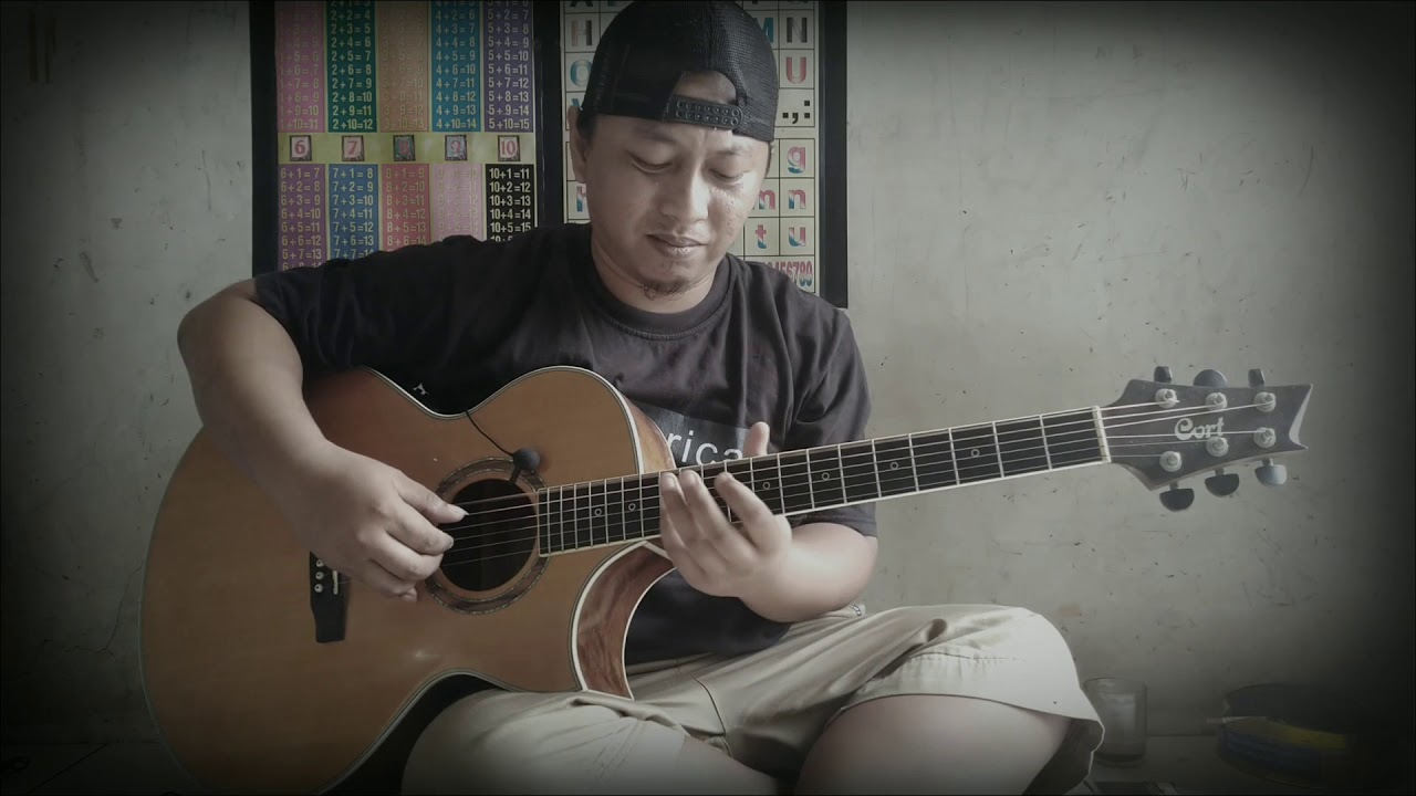 Cover Dealova – Once by Alip Ba Ta Master Fingerstyle Indonesia