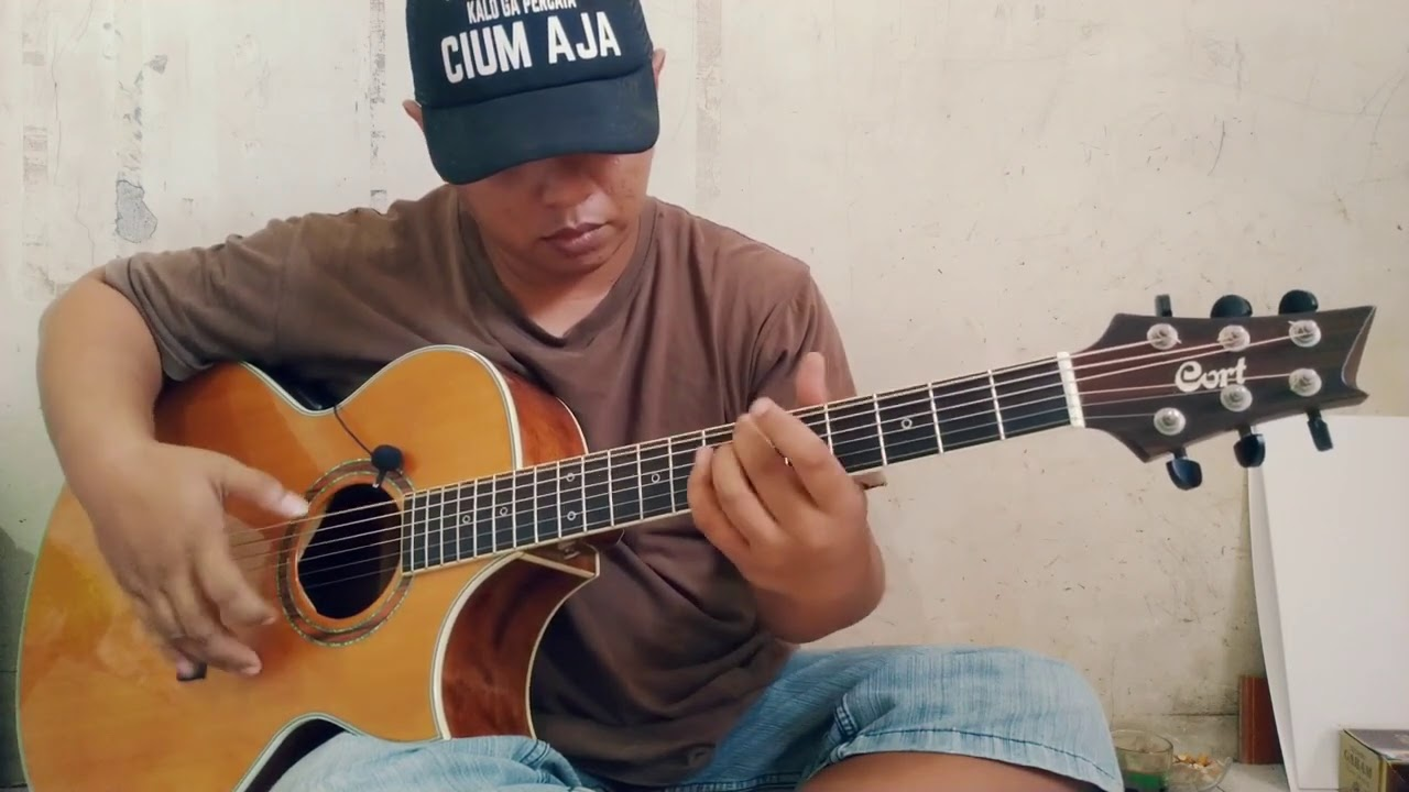 Cover Goosebumps Theme Song by Alip Ba Ta Master Fingerstyle Indonesia