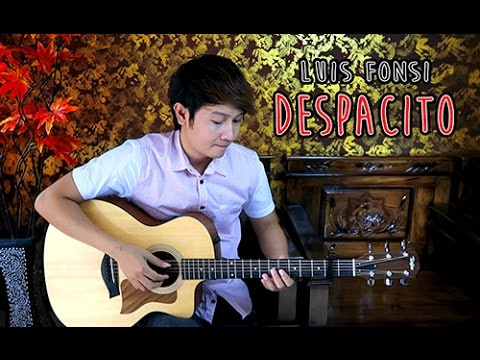 Cover Lagu Despacito by Nathan Fingerstyle Indonesia