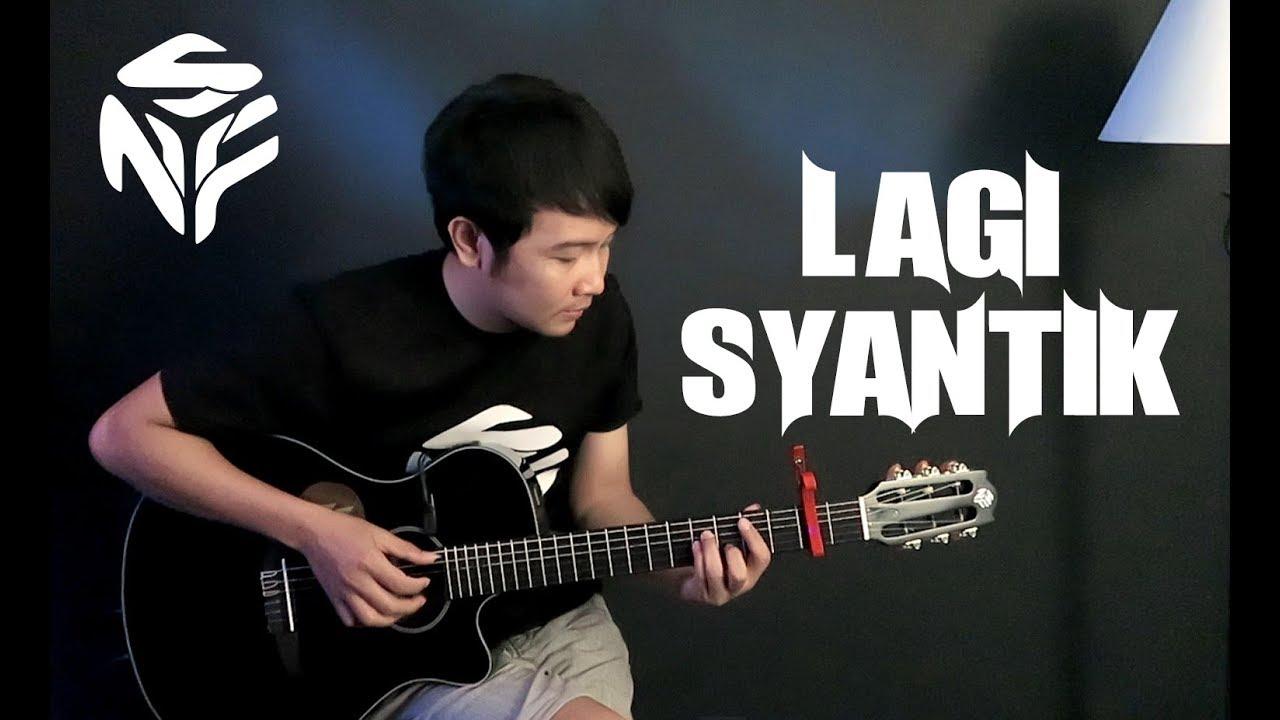 Cover Lagu Siti Badriah – Lagi Syantik by Nathan Fingerstyle Indonesia