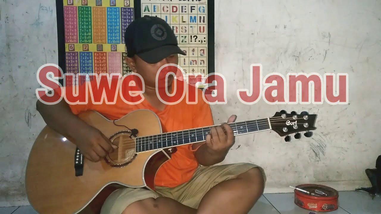 Cover Suwe Ora Jamu by Alip Ba Ta Master Fingerstyle Indonesia
