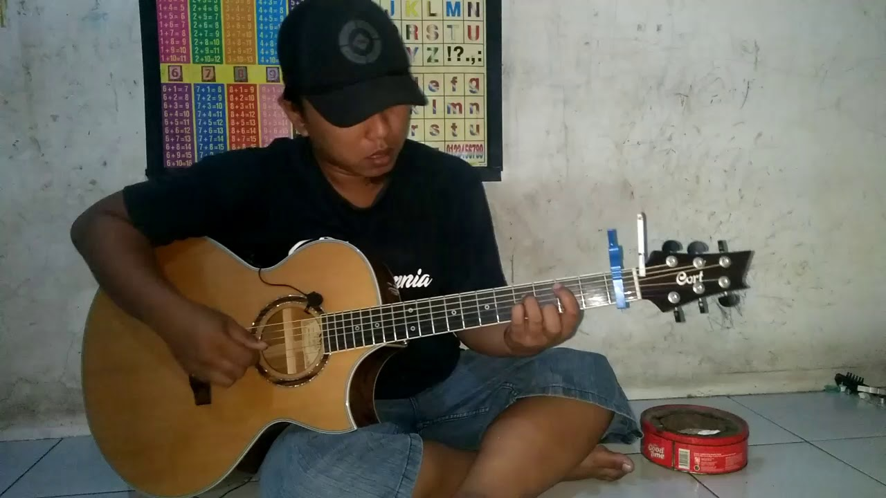 Cover We Are the Champions – Queen by Alip Ba Ta Master Fingertyle Indonesia