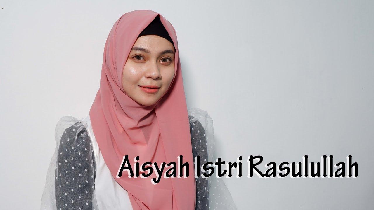 Dyah Novia Cover Lagu Aisyah Istri Rasulullah – Projector Band (Official Music Video)