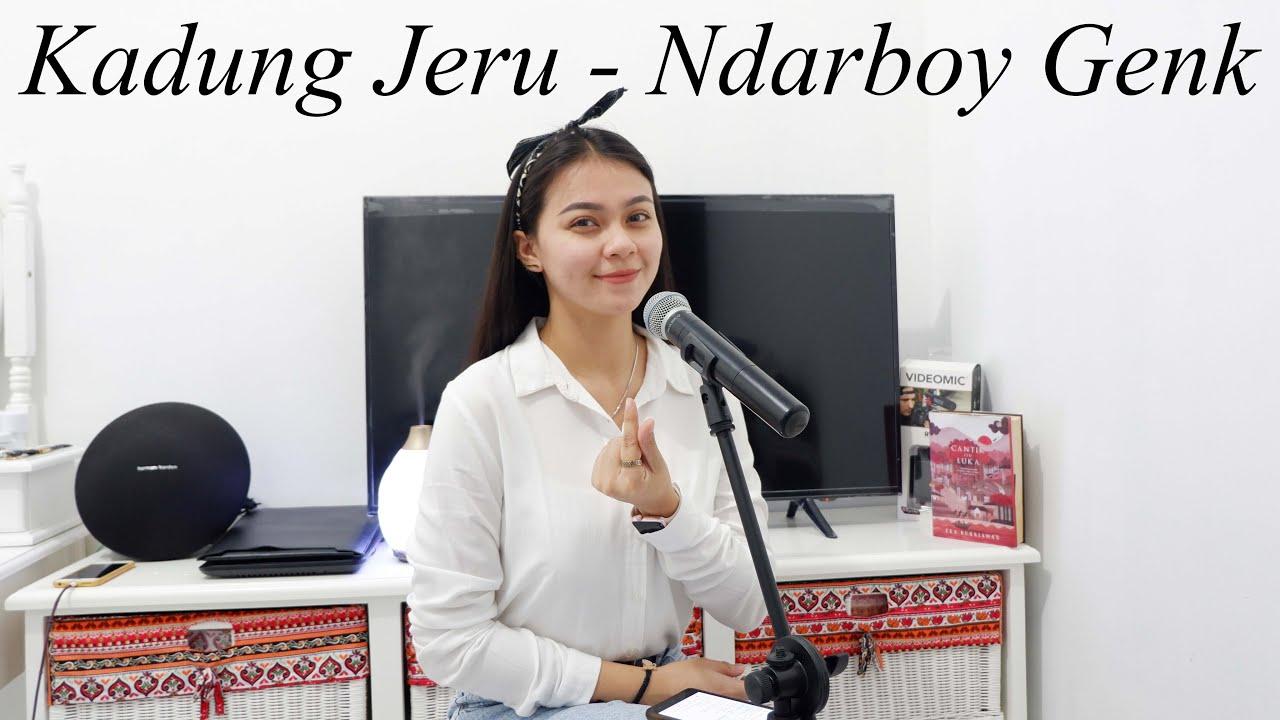 Dyah Novia Cover Lagu Kadung Jeru – Ndarboy Genk (Official Music Video)