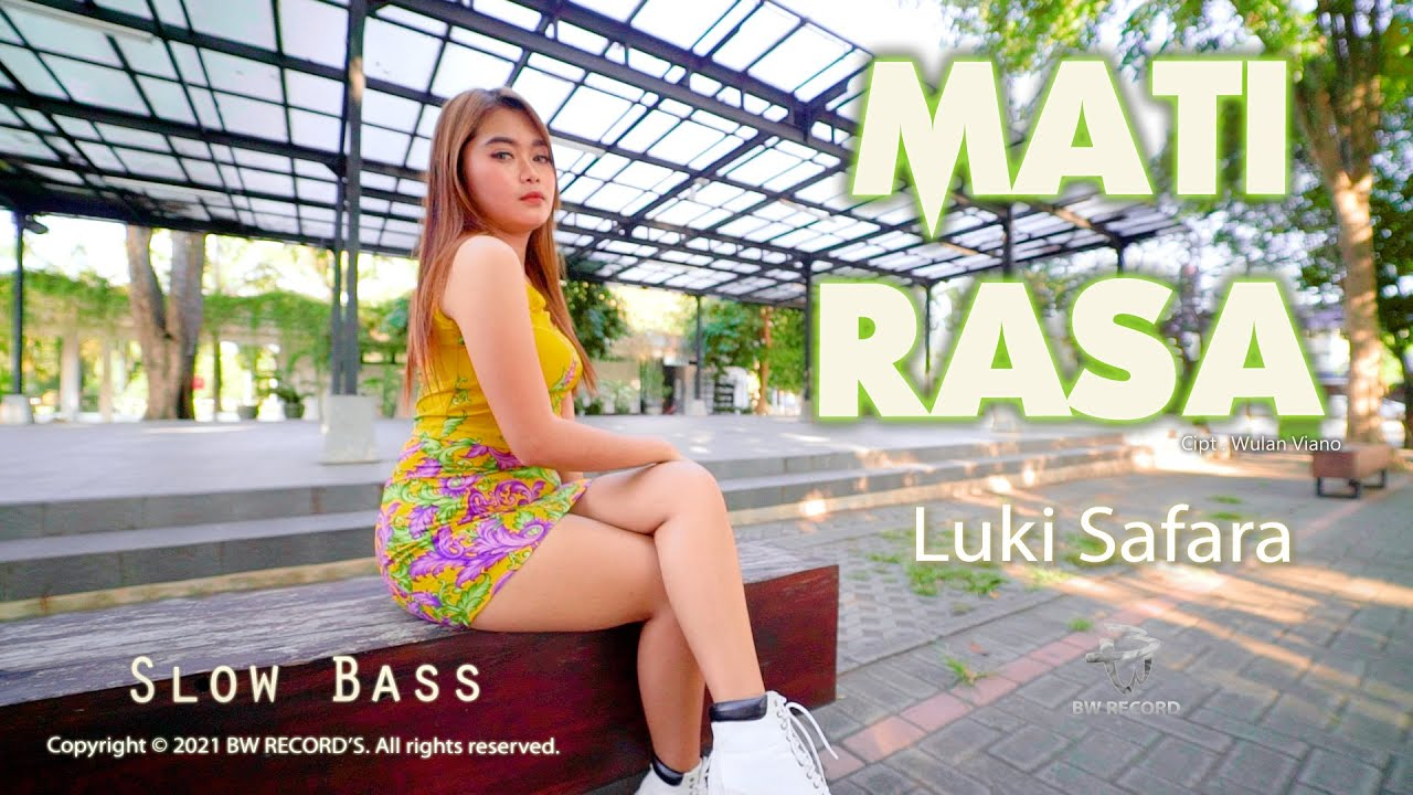 Luki Safara – Mati Rasa (Official Music Video)