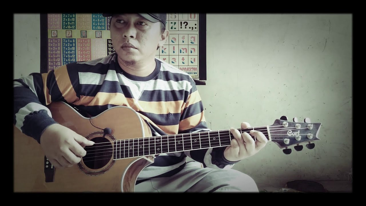Munajatku Alip Ba Ta Master Fingerstyle Indonesia