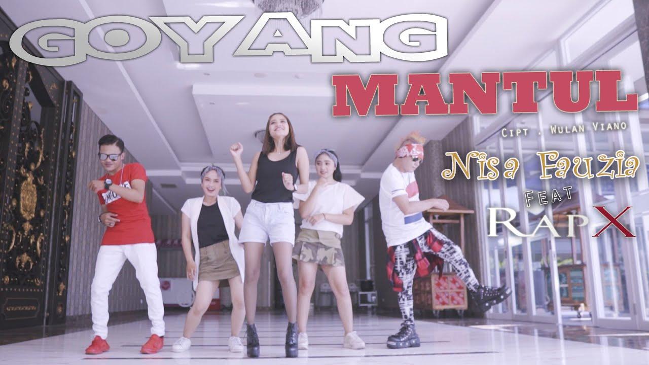 Nisa Fauzia Feat. RapX – Goyang Mantul (Official Music Video)