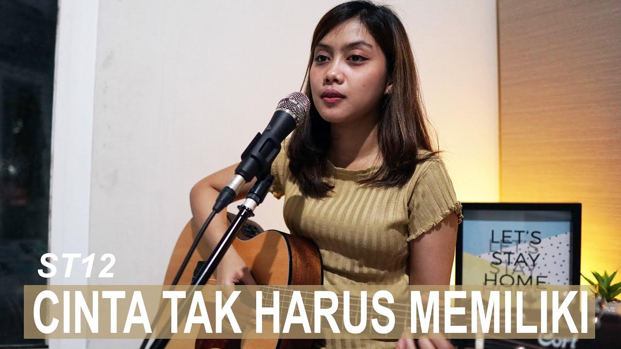 Sasa Tasia Cover Lagu Cinta Tak Harus Memiliki – ST12 (Official Music Video)