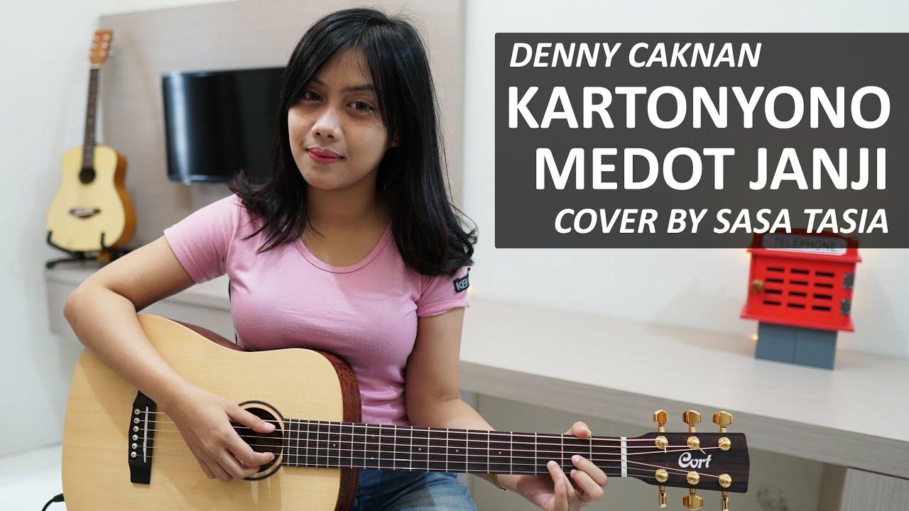 Sasa Tasia Cover Lagu Kartonyono Medot Janji – Denny Caknan (Official Music Video)