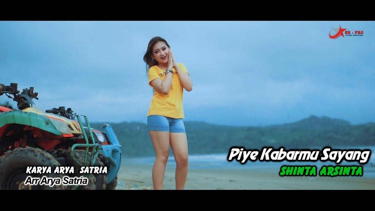 Shinta Arsinta – Piye Kabarmu Sayang (Official Music Video)