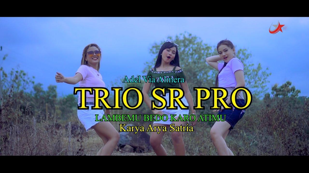 Trio Nusantara (Almera Sabrina, Via Amelia, Adel Sasabila) – Lambemu Bedo Karo Atimu