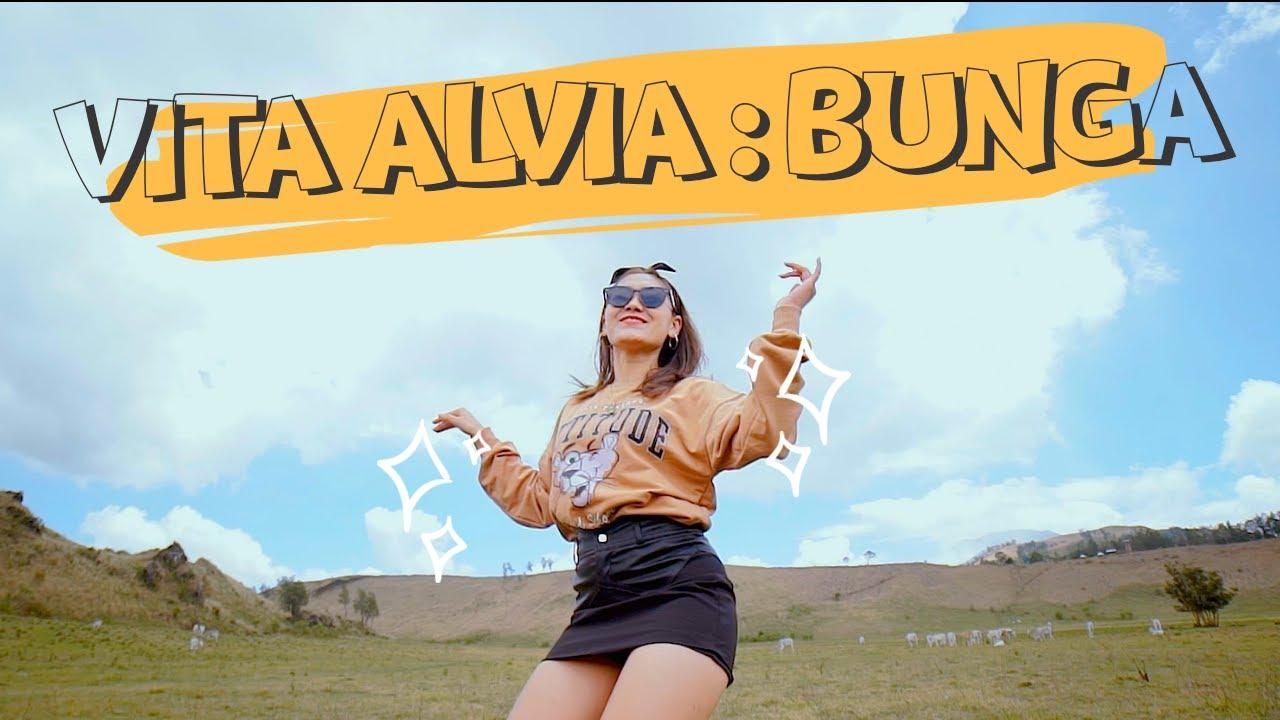 Vita Alvia – Bunga (Official Music Video)