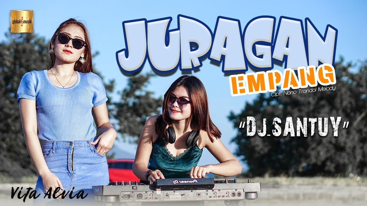 Vita Alvia – Juragan Empang (Official Music Video)
