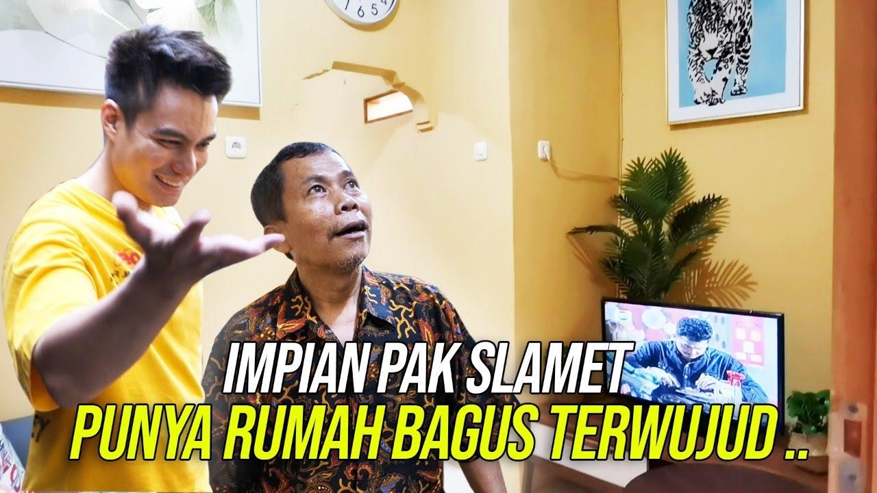 Vlog Artis Indonesia Baim Paula (Bapau) – Rumah Baru Pak Slamet