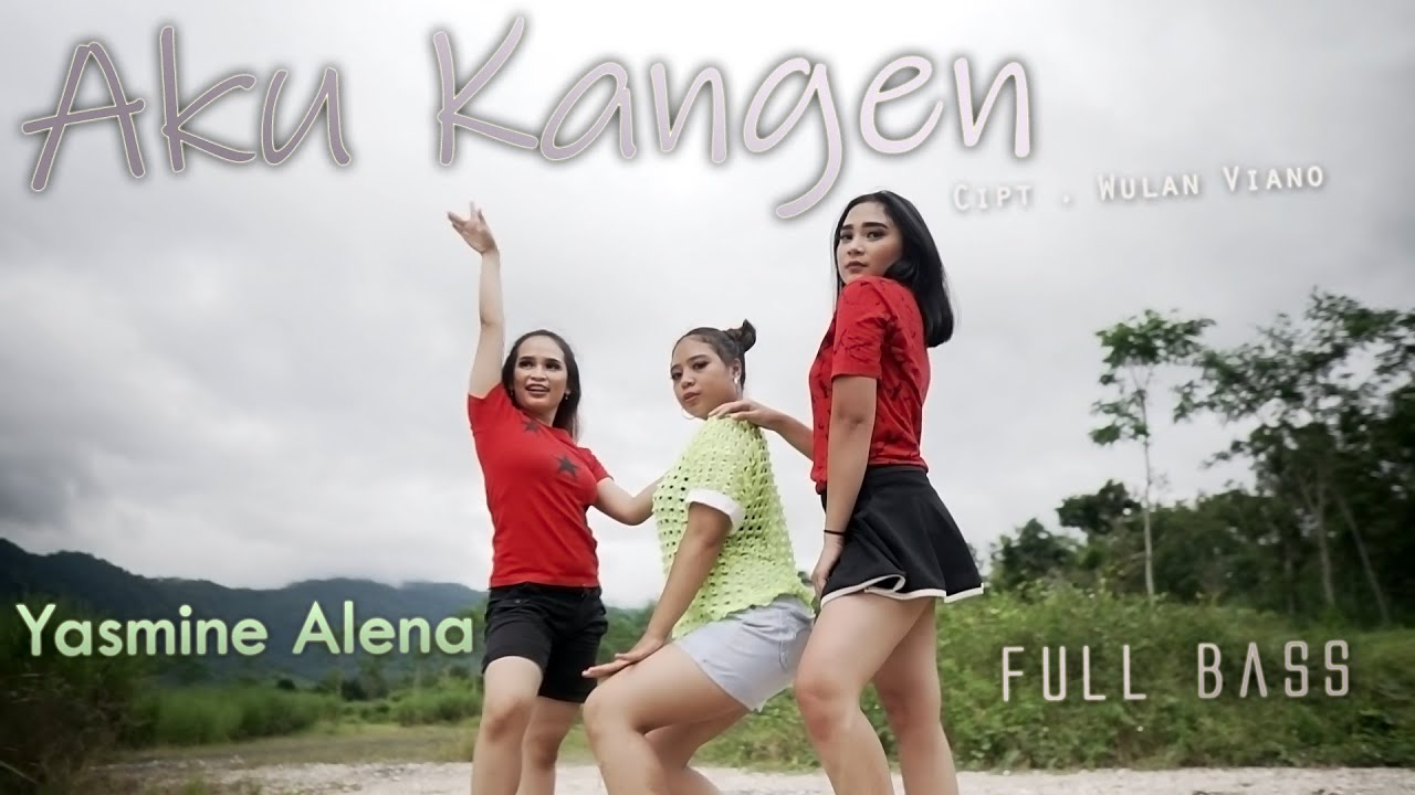 Yasmine Alena – Aku Kangen (Official Music Video)