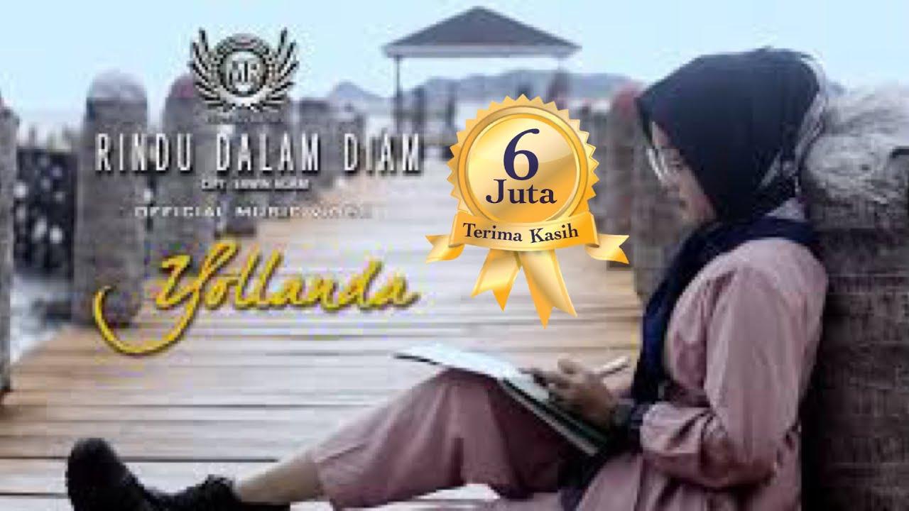 Yollanda – Rindu Dalam Diam (Official Music Video)