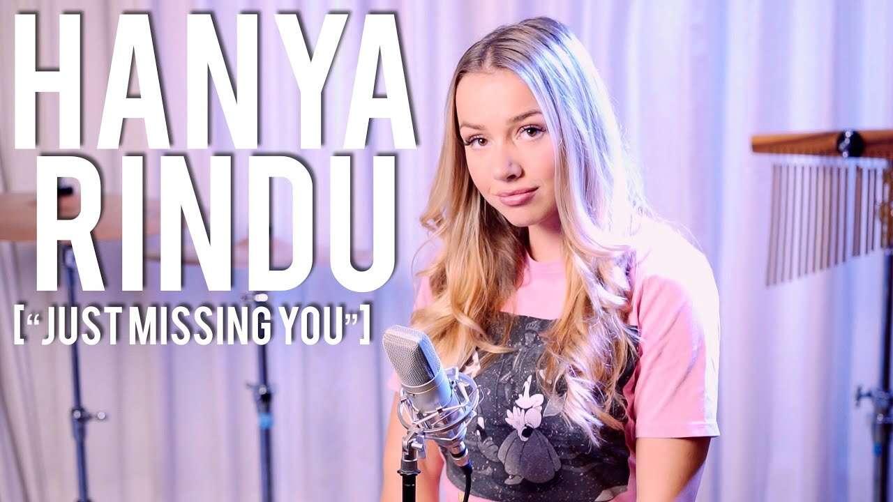 Andmesh – Hanya Rindu Cover Emma Heesters (Official Music Video Youtube) English