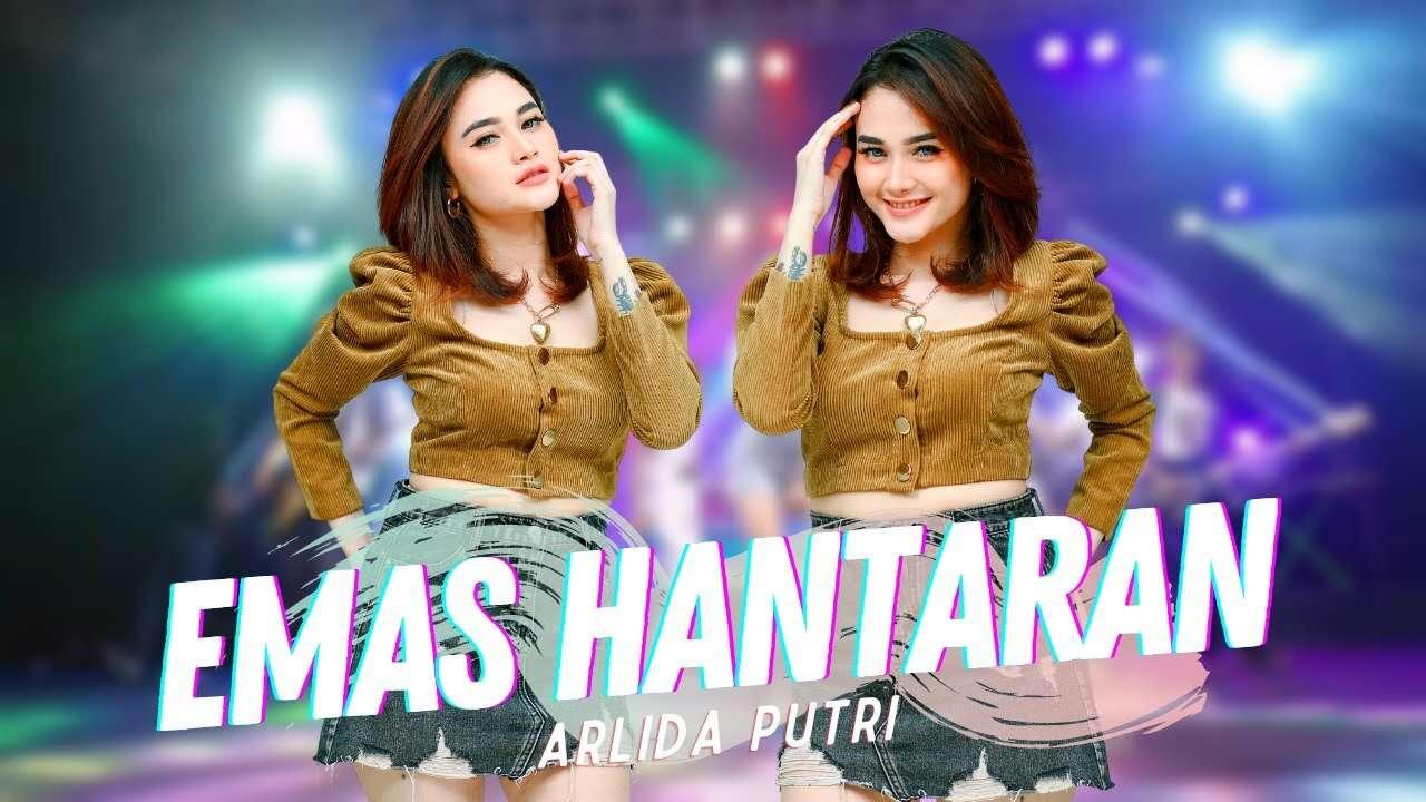 Arlida Putri – Emas Hantaran (Official Music Video Youtube)