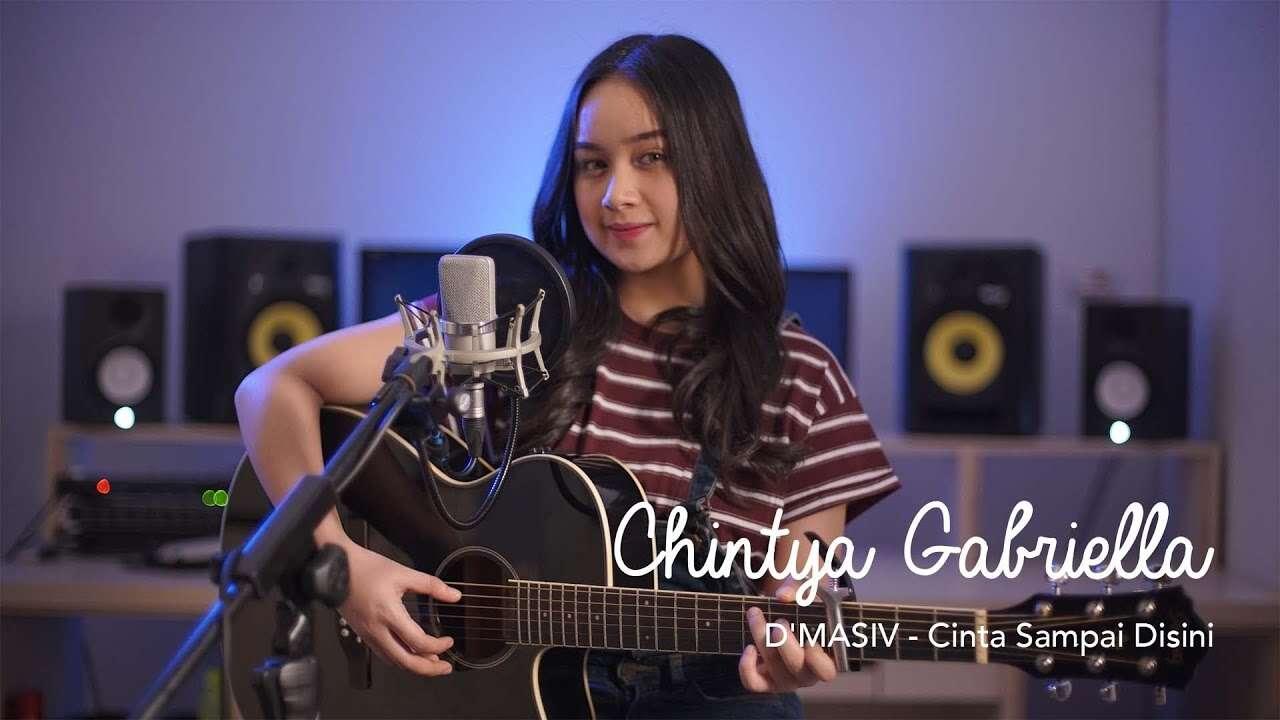 Chintya Gabriella – Cinta Sampai Disini (Official Music Video Youtube)