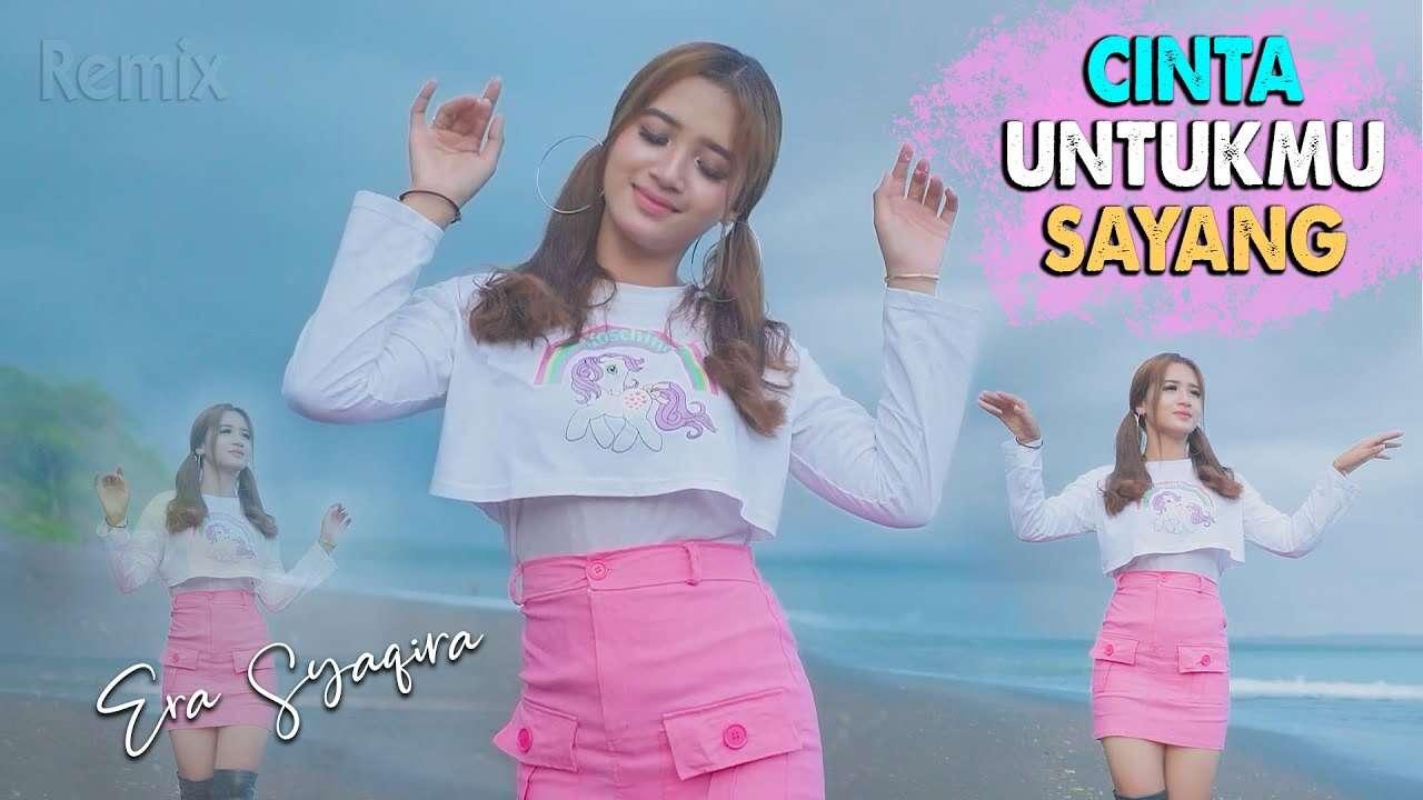 Era Syaqira – Cinta Untukmu Sayang (Official Music Video Youtube)