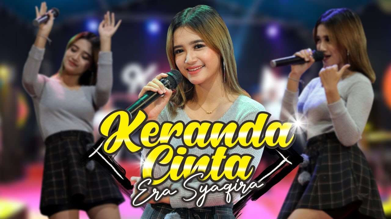 Era Syaqira – Keranda Cinta (Official Music Video Youtube)