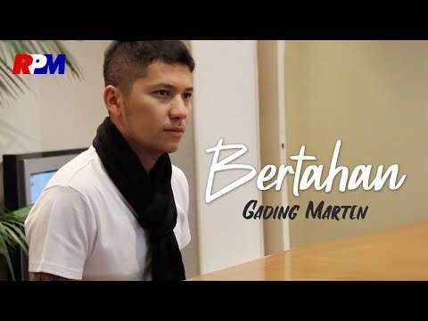 Gading Marten – Bertahan (Official Music Video Youtube)