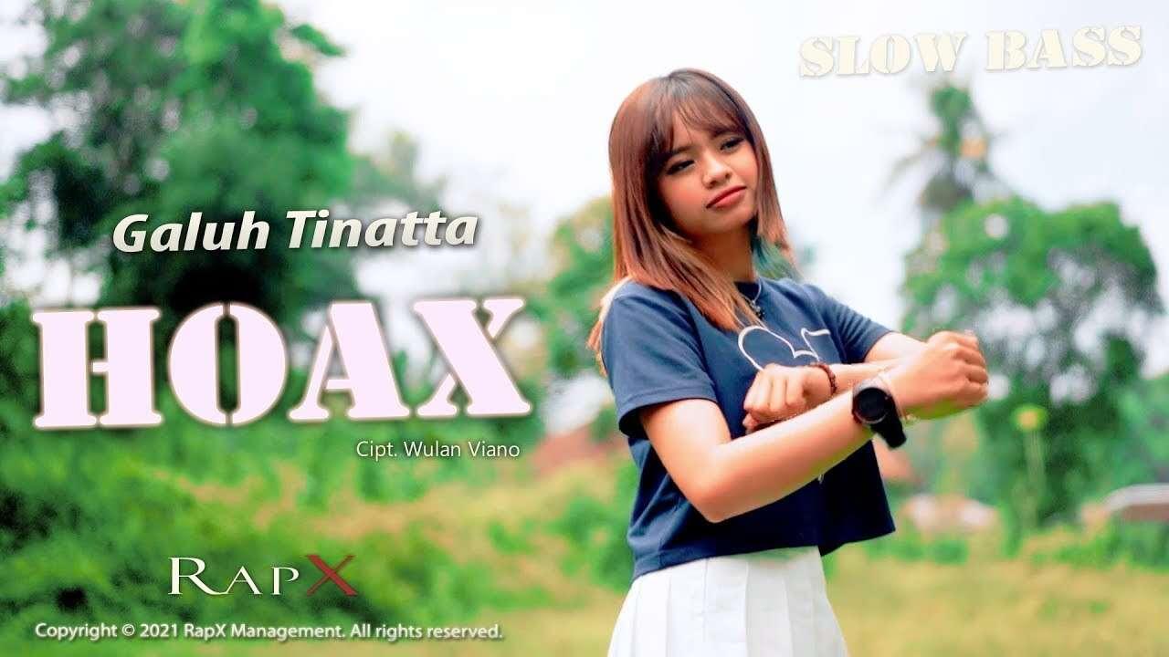 Galuh Tinatta – Hoax (Official Music Video Youtube)