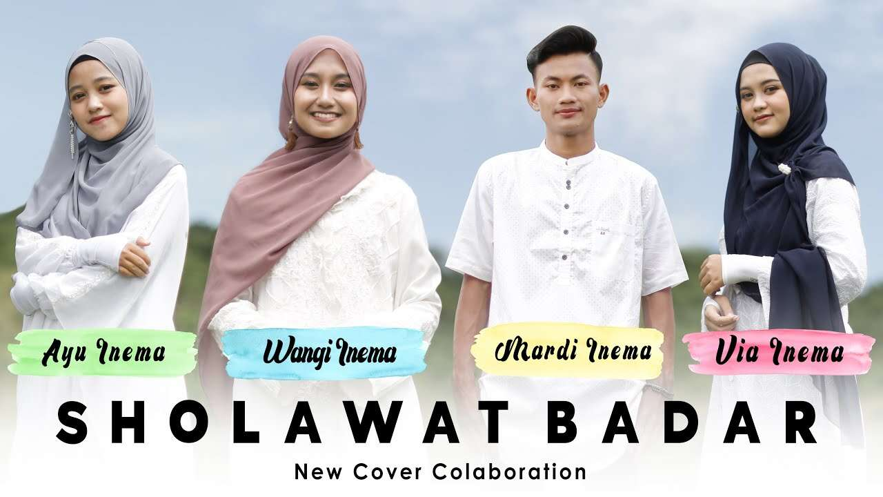 Inema – Sholawat Badar (Official Music Video Youtube)