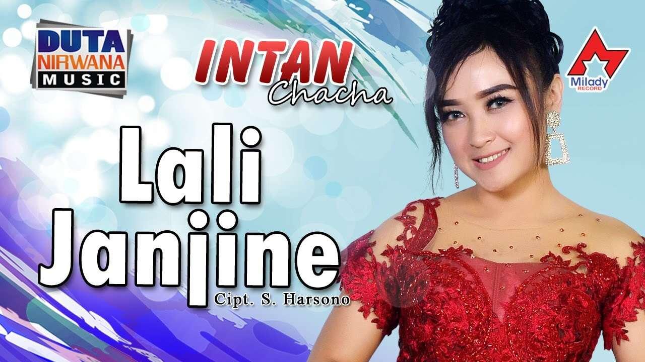Intan Chacha – Lali Janjine (Live)