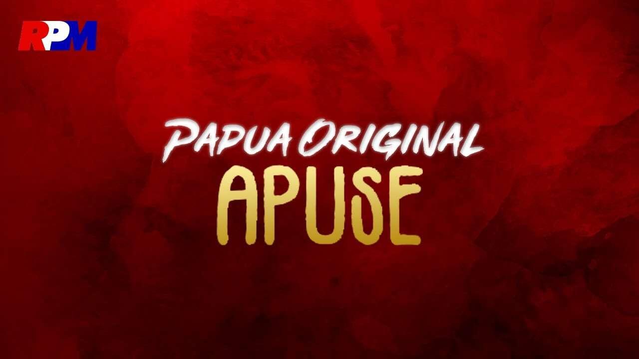 Lagu Apuse – Papua Original (Official Lyric Video)