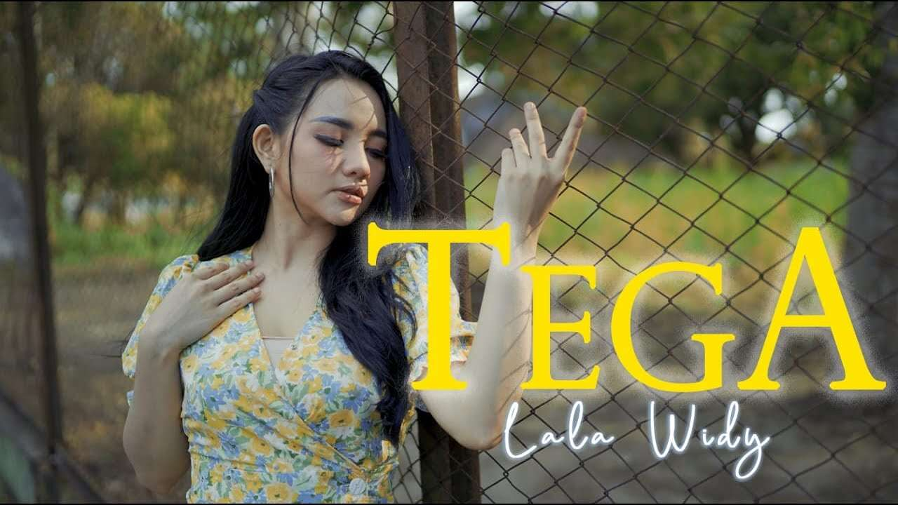 Lala Widy – Tega (Official Music Video Youtube)