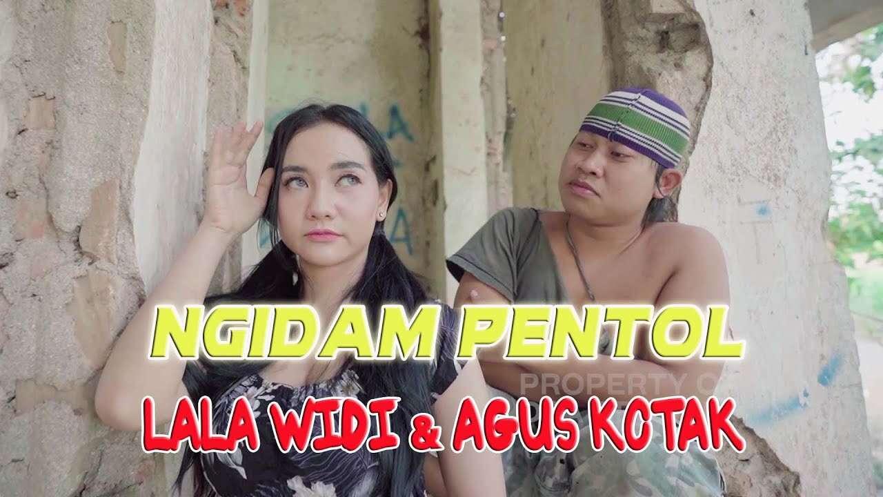 Lala Widy Feat. Agos Kotak – Ngidam Pentol (Official Music Video Youtube)