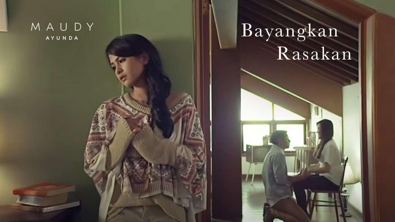 Maudy Ayunda – Bayangkan Rasakan (Official Music Video Youtube)