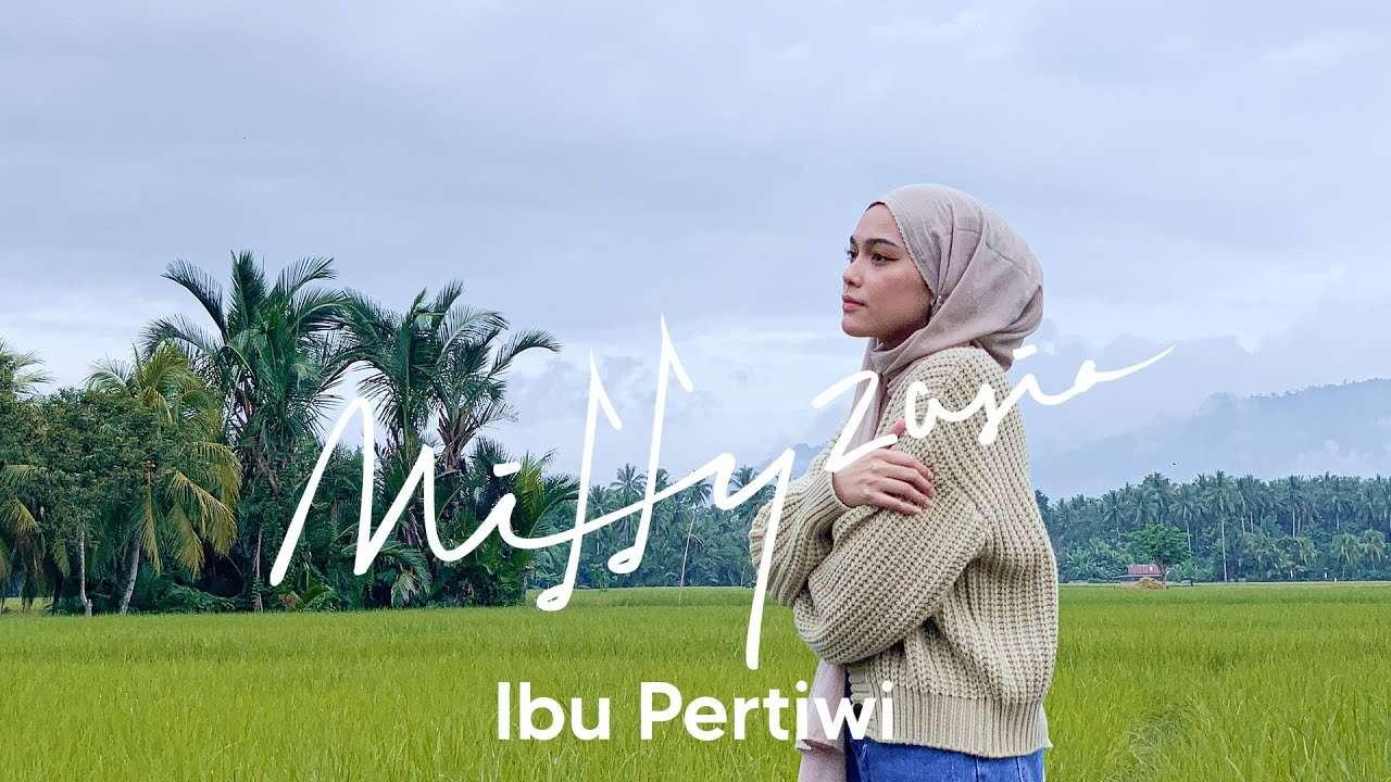 Mitty Zasia – Ibu Pertiwi (Official Music Video Youtube)
