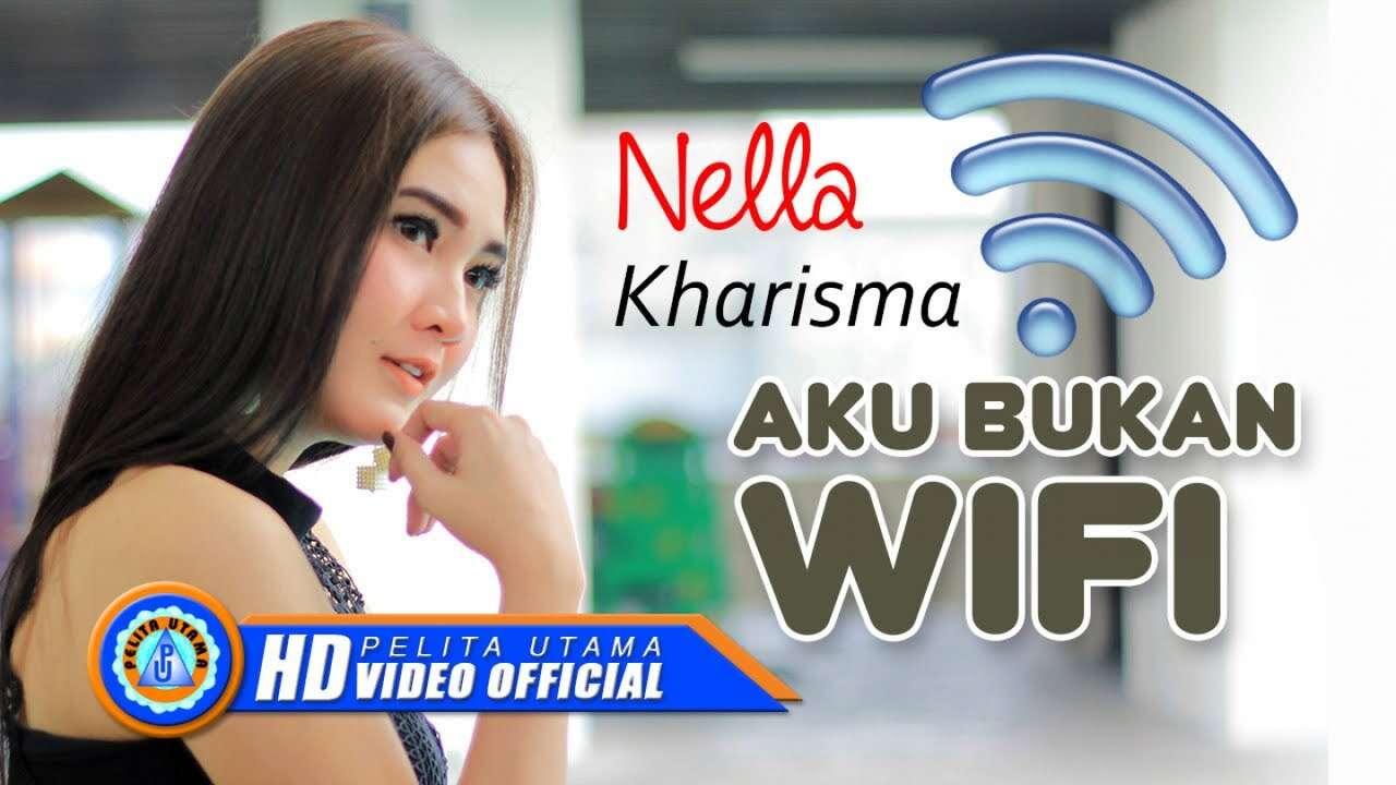 Nella Kharisma – Aku Bukan Wifi (Official Music Video Youtube)