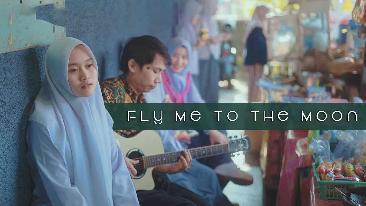 Putih Abu Abu – Fly Me To The Moon (Official Music Video Youtube)