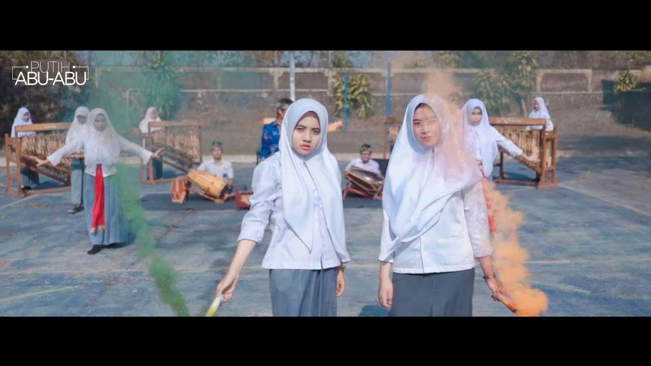 Putih Abu Abu – Lathi (Official Music Video Youtube)