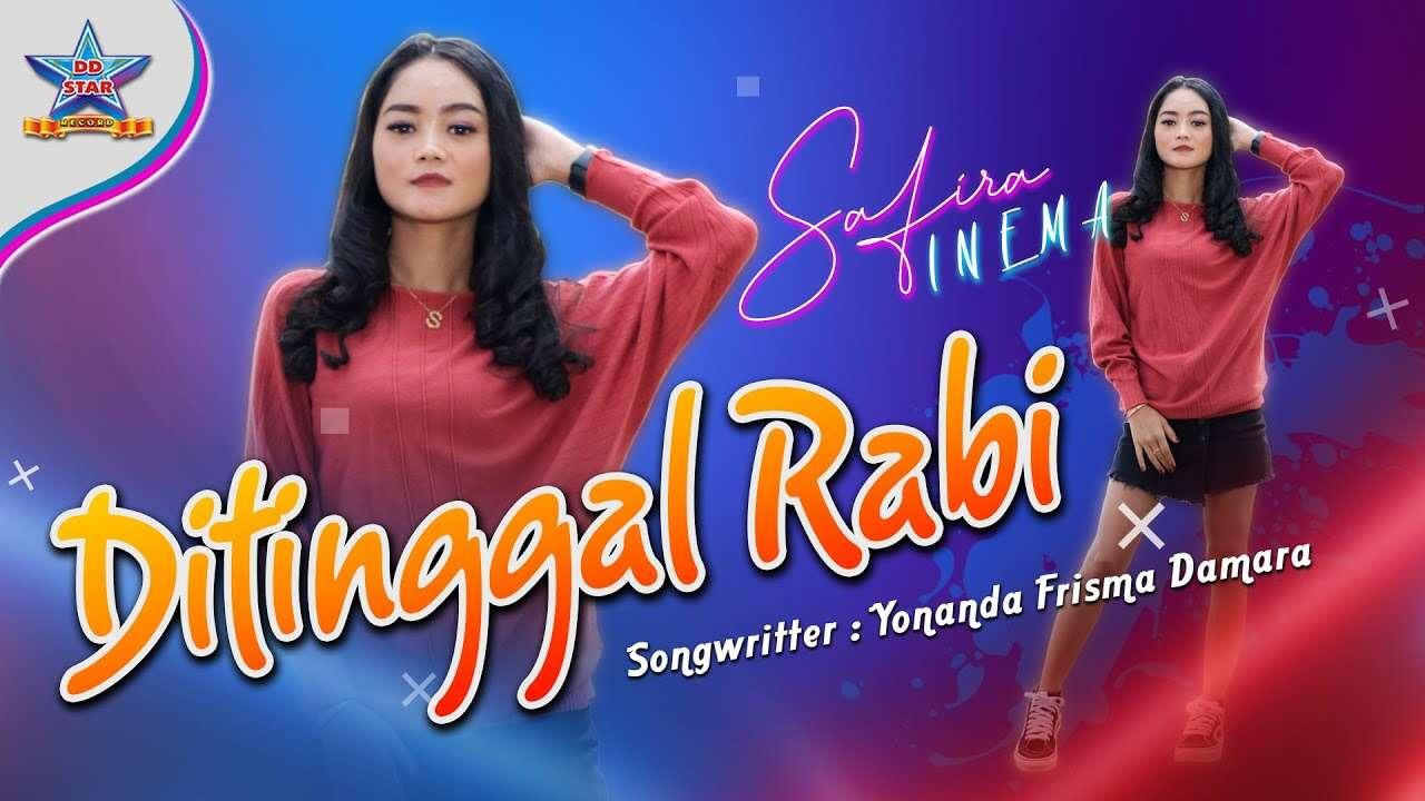 Safira Inema – Ditinggal Rabi (Official Music Video Youtube)