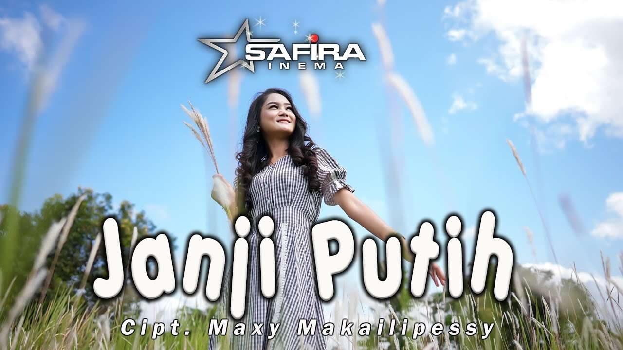 Safira Inema – Janji Putih (Official Music Video Youtube)