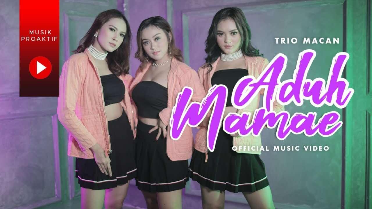 Trio Macan – Aduh Mamae (Official Music Video Youtube)