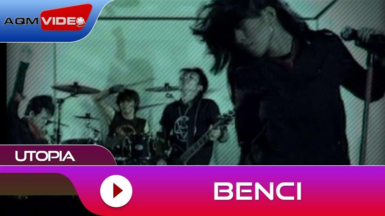Utopia – Benci (Official Music Video Youtube)