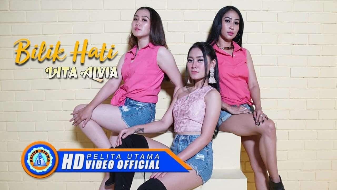 Vita Alvia – Bilik Hati (Official Music Video Youtube)