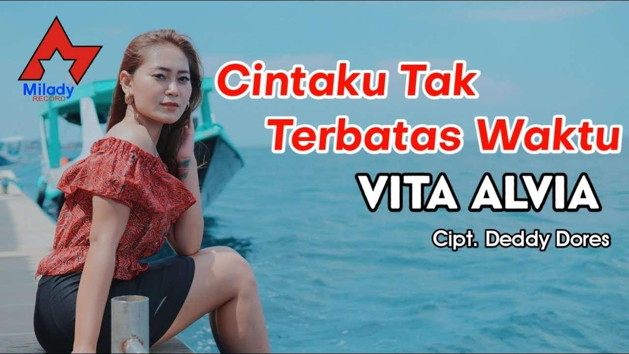 Vita Alvia – Cintaku Tak Terbatas Waktu (Official Music Video Youtube)