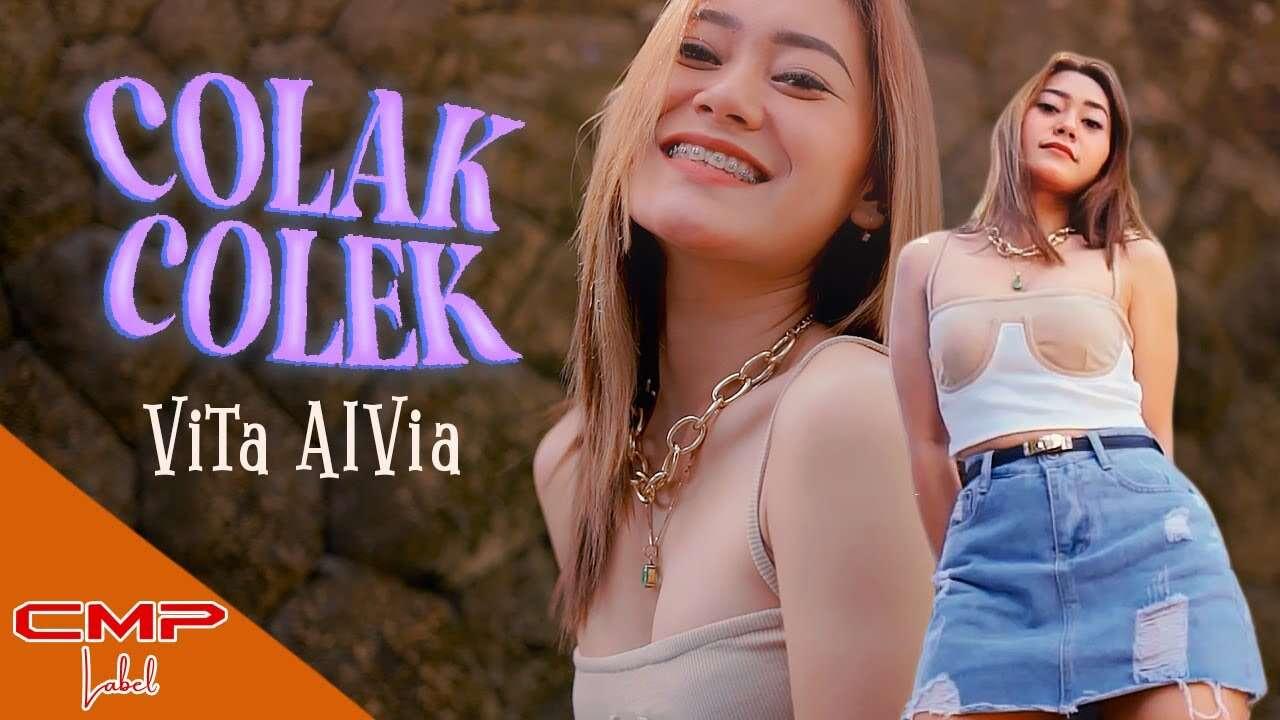 Vita Alvia – Colak Colek (Official Music Video Youtube)