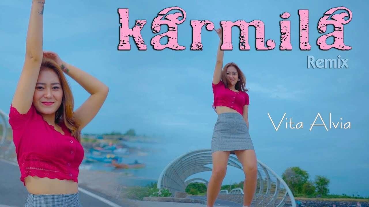 Vita Alvia – Karmila (Official Music Video Youtube)