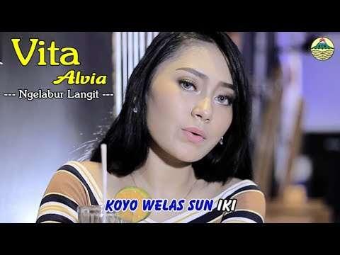 Vita Alvia – Ngelabur Langit (Official Music Video Youtube)